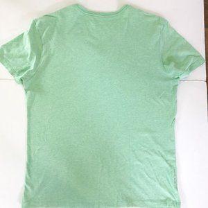 Banana Republic Shirts - Banana Republic Green V-Neck T-Shirt